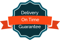 timely delivery guarantee